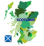 map of scotland traffic news