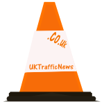 uk traffic news traffic cone
